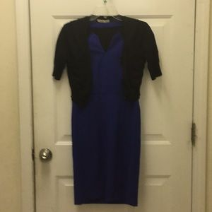 Jessica Simpson dress Old Navy 3/4 sweater